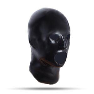 100% Latex Maske für Männer und Frauen