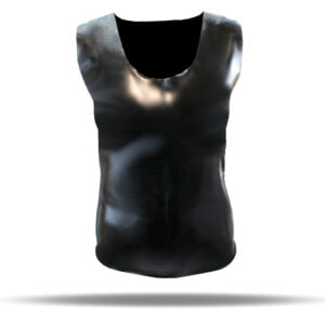 Latex-Unterhemd